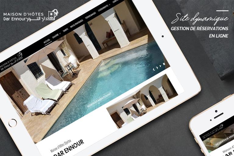 Realisations site web OneTeam